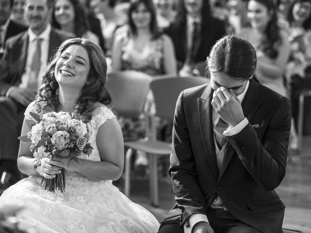 La boda de Guille y Mavi en Topas, Salamanca 21