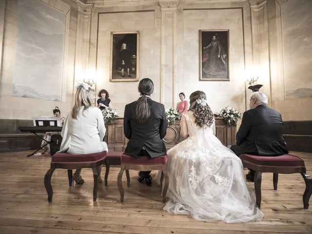 La boda de Guille y Mavi en Topas, Salamanca 26