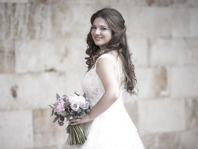 La boda de Guille y Mavi en Topas, Salamanca 37