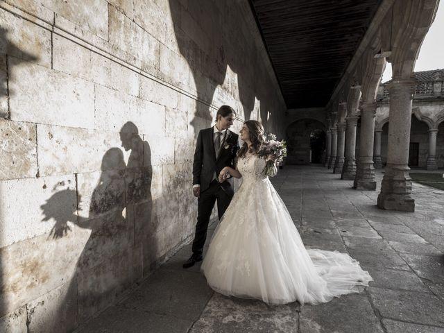 La boda de Mavi y Guille