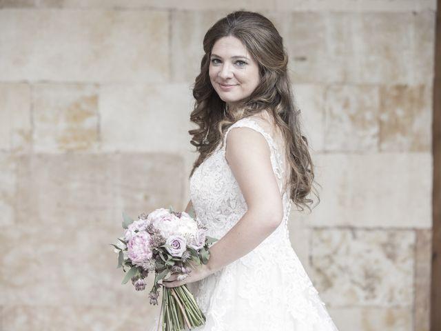La boda de Guille y Mavi en Topas, Salamanca 40
