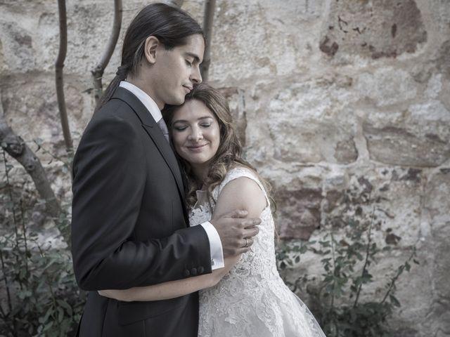 La boda de Guille y Mavi en Topas, Salamanca 45