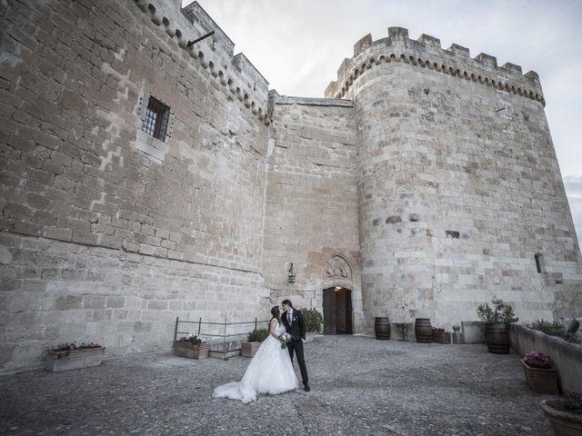 La boda de Guille y Mavi en Topas, Salamanca 48