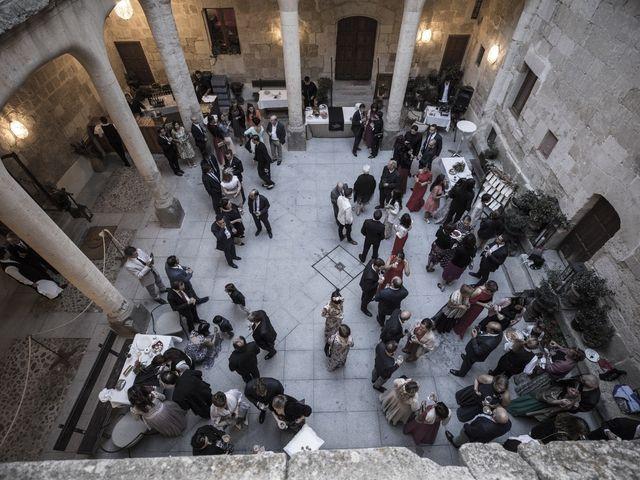 La boda de Guille y Mavi en Topas, Salamanca 49