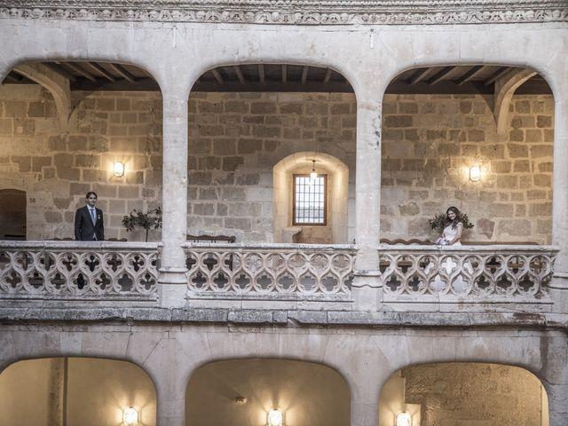 La boda de Guille y Mavi en Topas, Salamanca 53