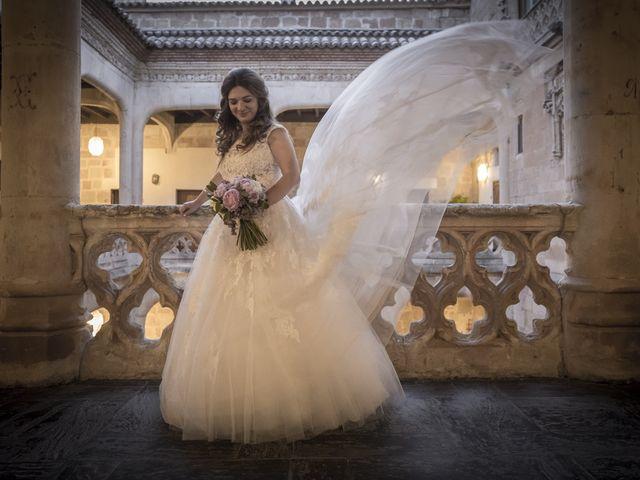 La boda de Guille y Mavi en Topas, Salamanca 54