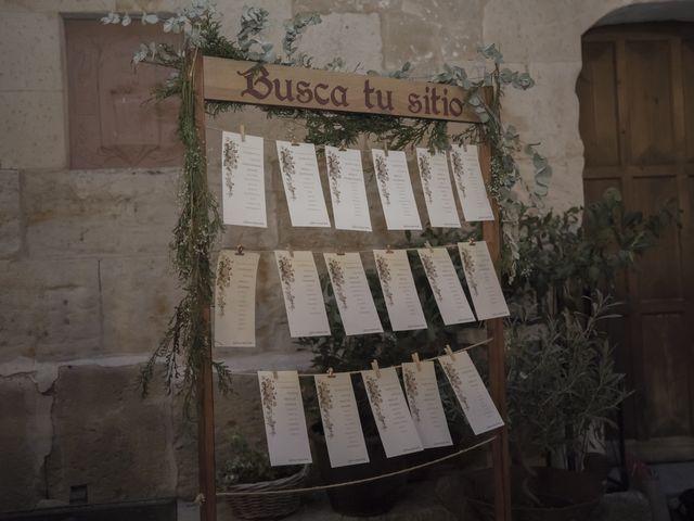 La boda de Guille y Mavi en Topas, Salamanca 55