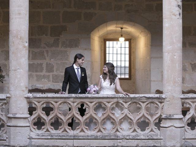 La boda de Guille y Mavi en Topas, Salamanca 56