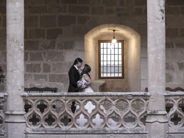 La boda de Guille y Mavi en Topas, Salamanca 57
