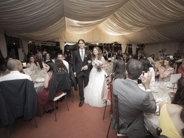 La boda de Guille y Mavi en Topas, Salamanca 60