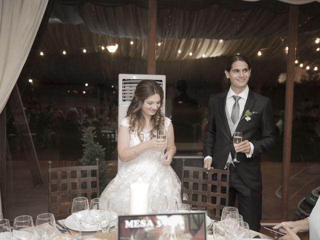 La boda de Guille y Mavi en Topas, Salamanca 61