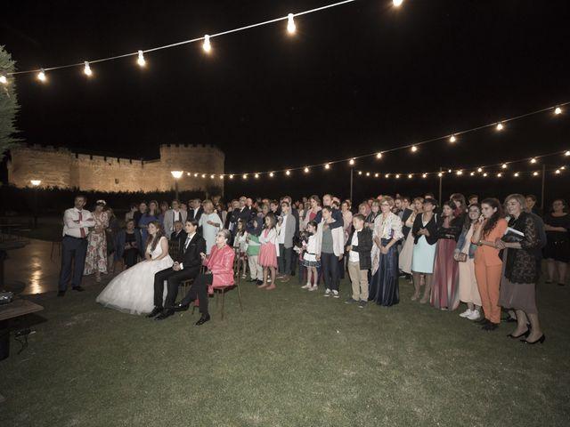 La boda de Guille y Mavi en Topas, Salamanca 70