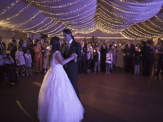 La boda de Guille y Mavi en Salamanca, Salamanca 73