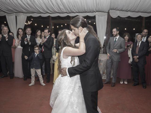 La boda de Guille y Mavi en Topas, Salamanca 75