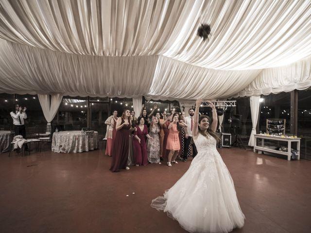 La boda de Guille y Mavi en Topas, Salamanca 77