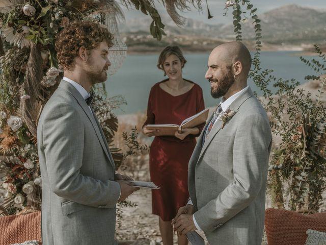 La boda de Alvaro y Kev en Viñuela, Málaga 4