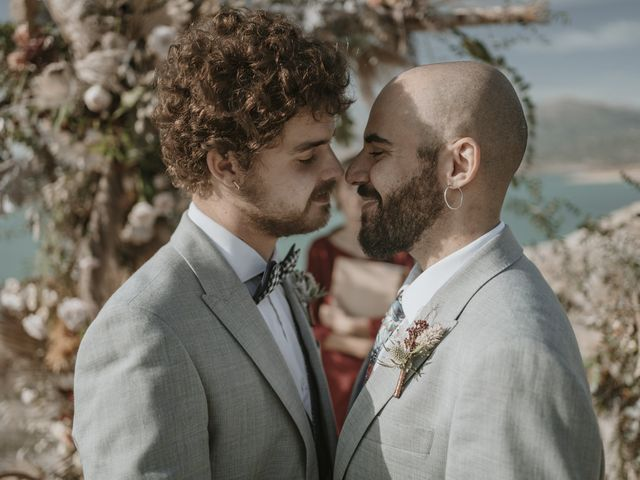 La boda de Alvaro y Kev en Viñuela, Málaga 5