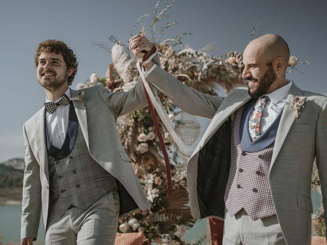 La boda de Alvaro y Kev en Viñuela, Málaga 6