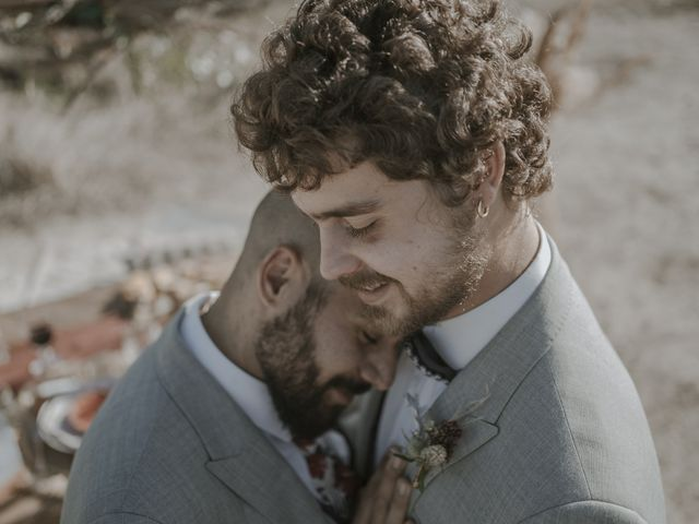 La boda de Alvaro y Kev en Viñuela, Málaga 7