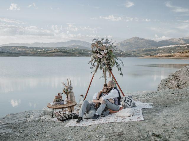 La boda de Alvaro y Kev en Viñuela, Málaga 9