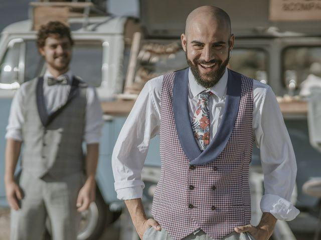 La boda de Alvaro y Kev en Viñuela, Málaga 16