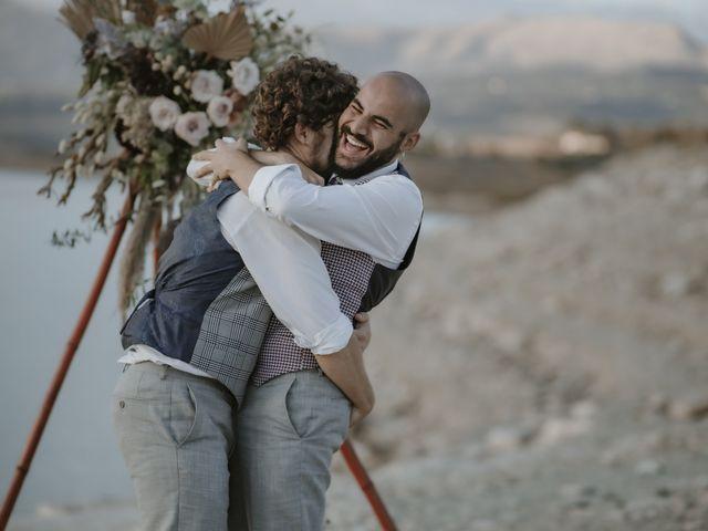 La boda de Alvaro y Kev en Viñuela, Málaga 21