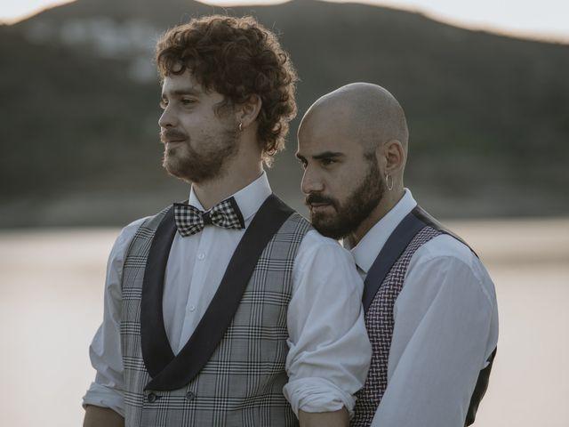 La boda de Alvaro y Kev en Viñuela, Málaga 22