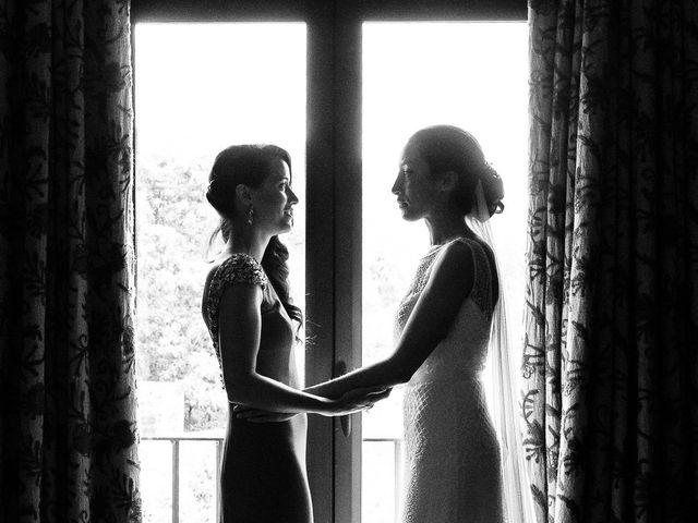 La boda de Alvaro y Veronica en Sotosalbos, Segovia 2