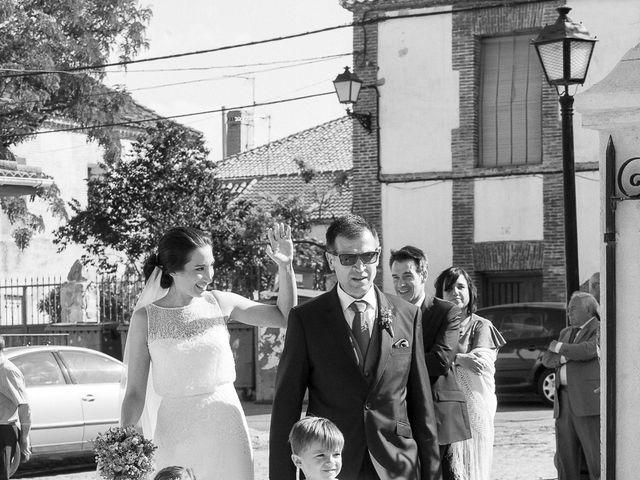 La boda de Alvaro y Veronica en Sotosalbos, Segovia 13