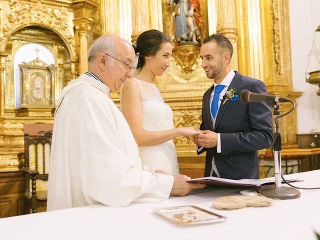 La boda de Alvaro y Veronica en Sotosalbos, Segovia 14