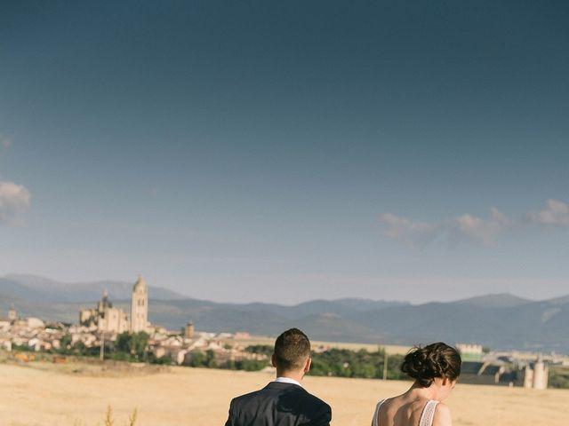 La boda de Alvaro y Veronica en Sotosalbos, Segovia 17