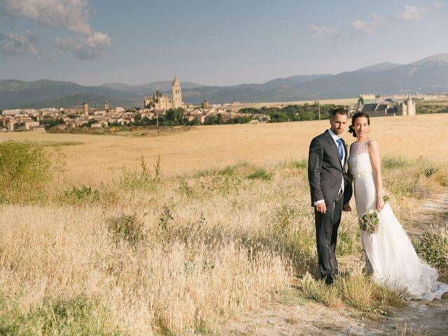 La boda de Alvaro y Veronica en Sotosalbos, Segovia 18