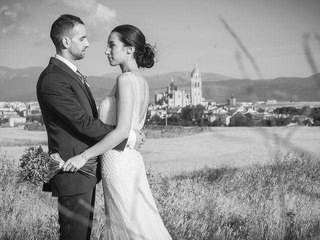La boda de Alvaro y Veronica en Sotosalbos, Segovia 19