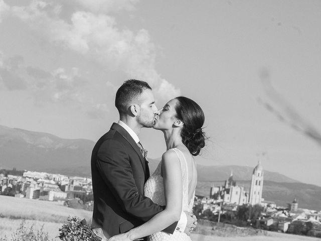 La boda de Alvaro y Veronica en Sotosalbos, Segovia 20