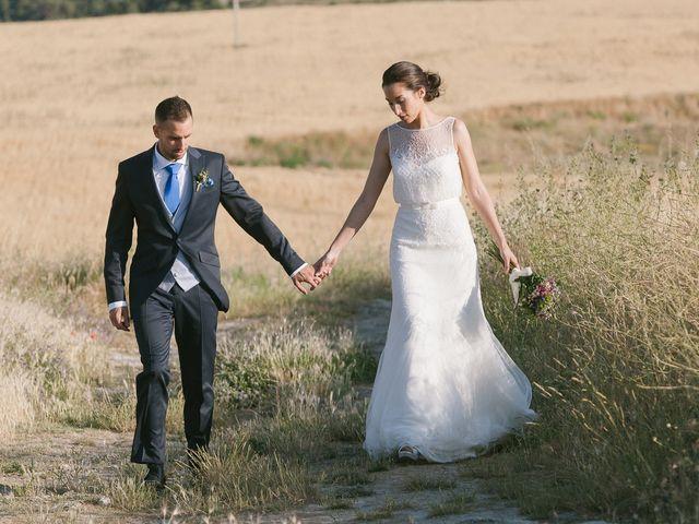 La boda de Alvaro y Veronica en Sotosalbos, Segovia 21