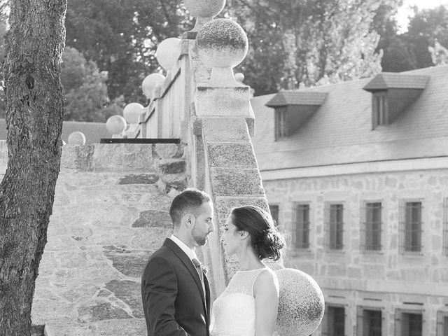 La boda de Alvaro y Veronica en Sotosalbos, Segovia 22
