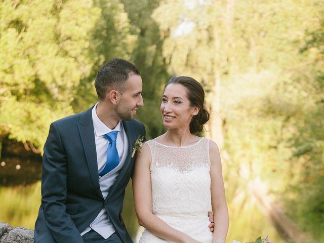 La boda de Alvaro y Veronica en Sotosalbos, Segovia 24