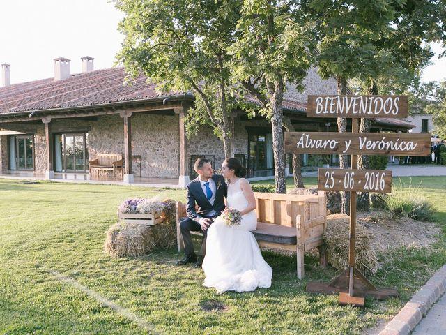 La boda de Alvaro y Veronica en Sotosalbos, Segovia 26