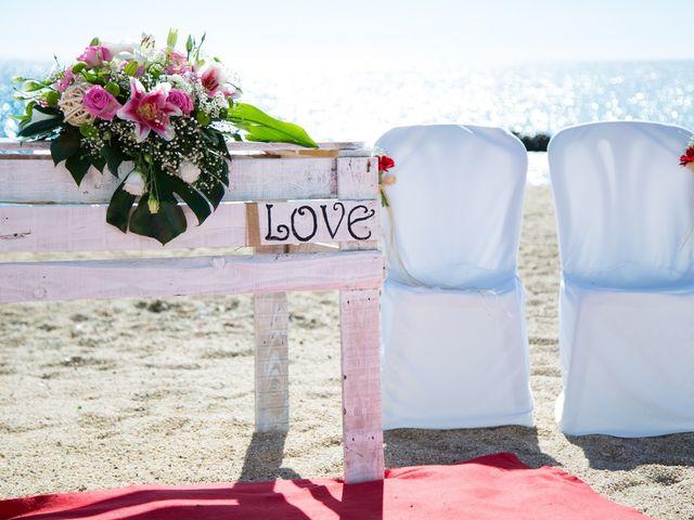 La boda de Cristian y Judith en Platja D'aro, Girona 5