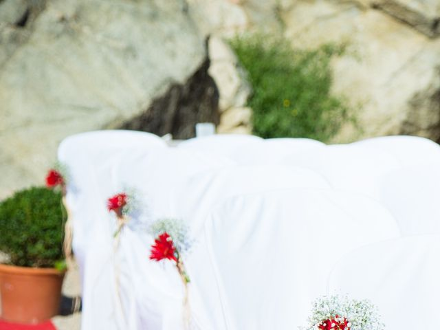 La boda de Cristian y Judith en Platja D'aro, Girona 6