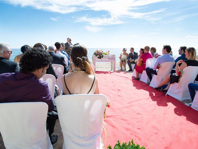 La boda de Cristian y Judith en Platja D'aro, Girona 8
