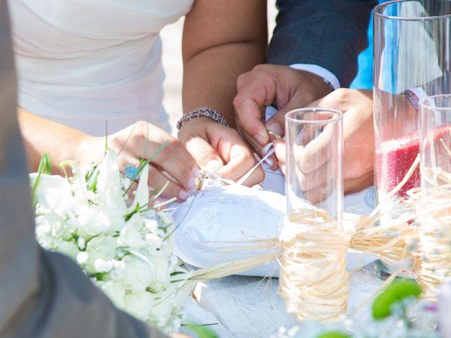 La boda de Cristian y Judith en Platja D'aro, Girona 15