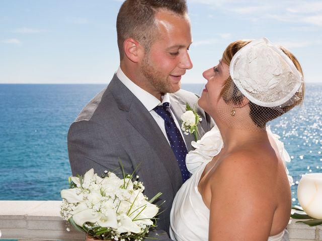 La boda de Judith y Cristian