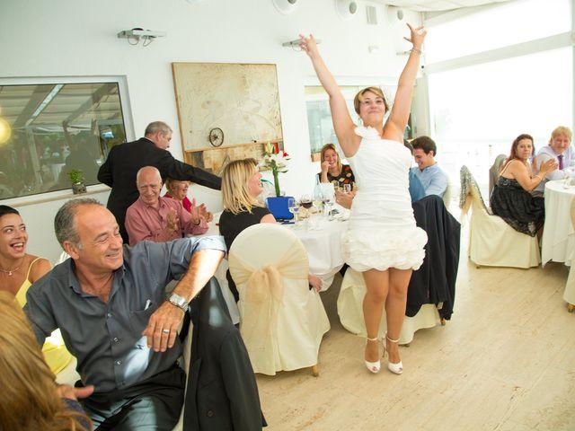 La boda de Cristian y Judith en Platja D'aro, Girona 25