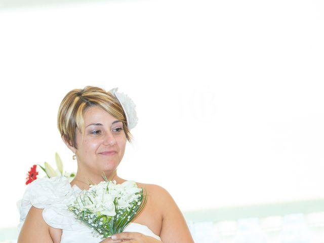 La boda de Cristian y Judith en Platja D'aro, Girona 26