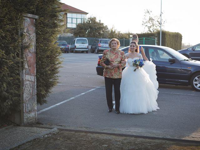 La boda de Borja y Hiedra en Oviedo, Asturias 21