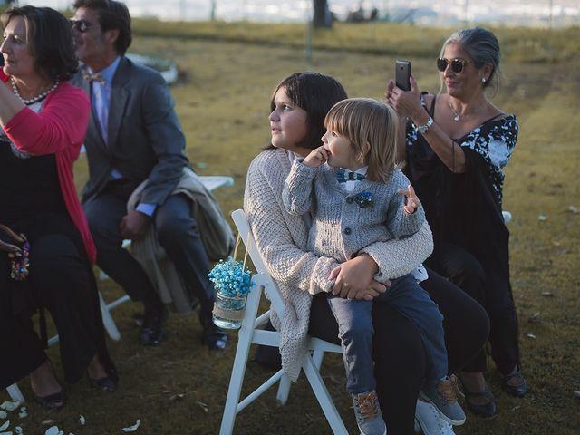 La boda de Borja y Hiedra en Oviedo, Asturias 24