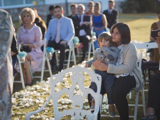 La boda de Borja y Hiedra en Oviedo, Asturias 26