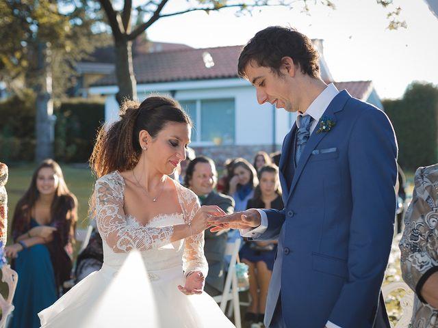 La boda de Borja y Hiedra en Oviedo, Asturias 28