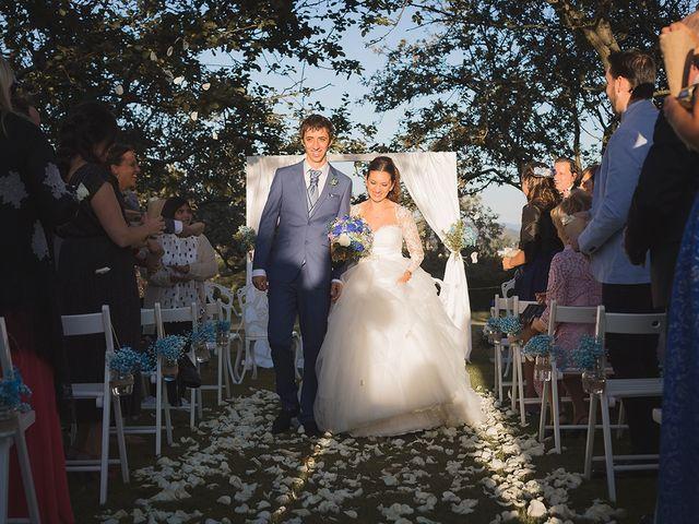 La boda de Borja y Hiedra en Oviedo, Asturias 31